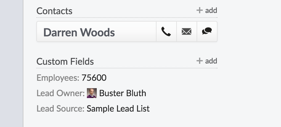 "Assign Leads with the ""User"" Custom Field type"