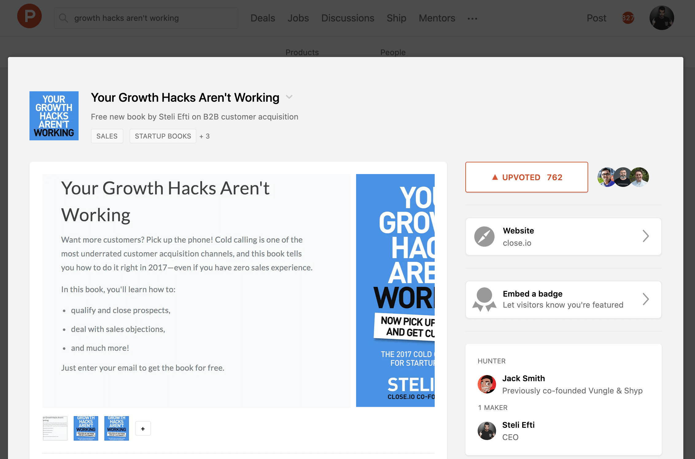 Lead Generation Strategy Producthunt Launch.png