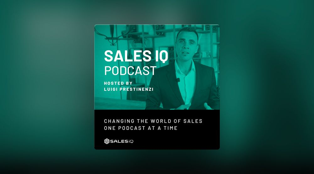 Sales IQ podcast