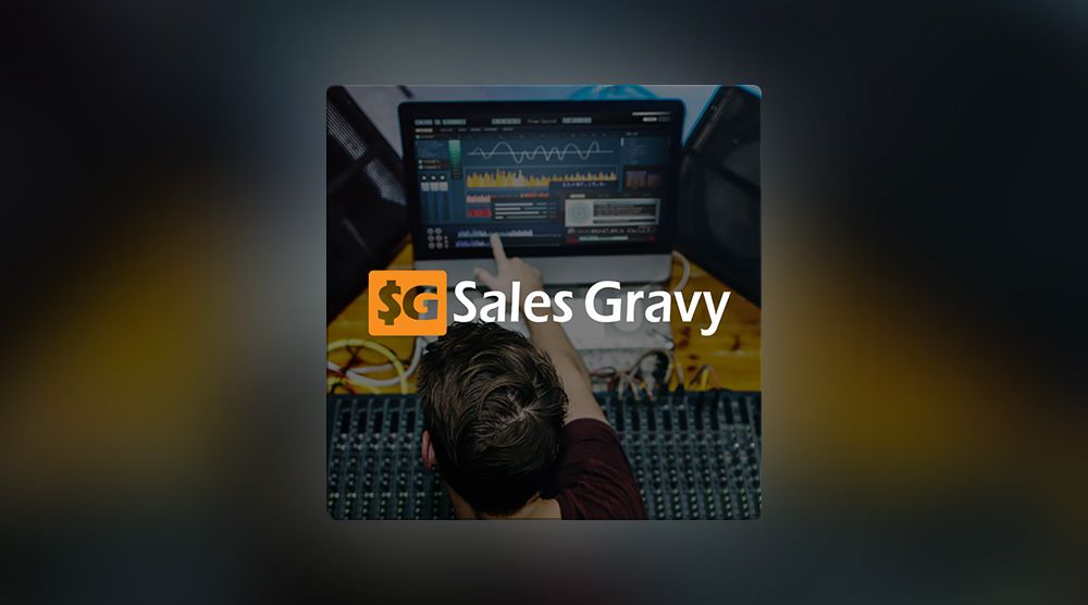 Sales Gravy podcast with Jeb Blount