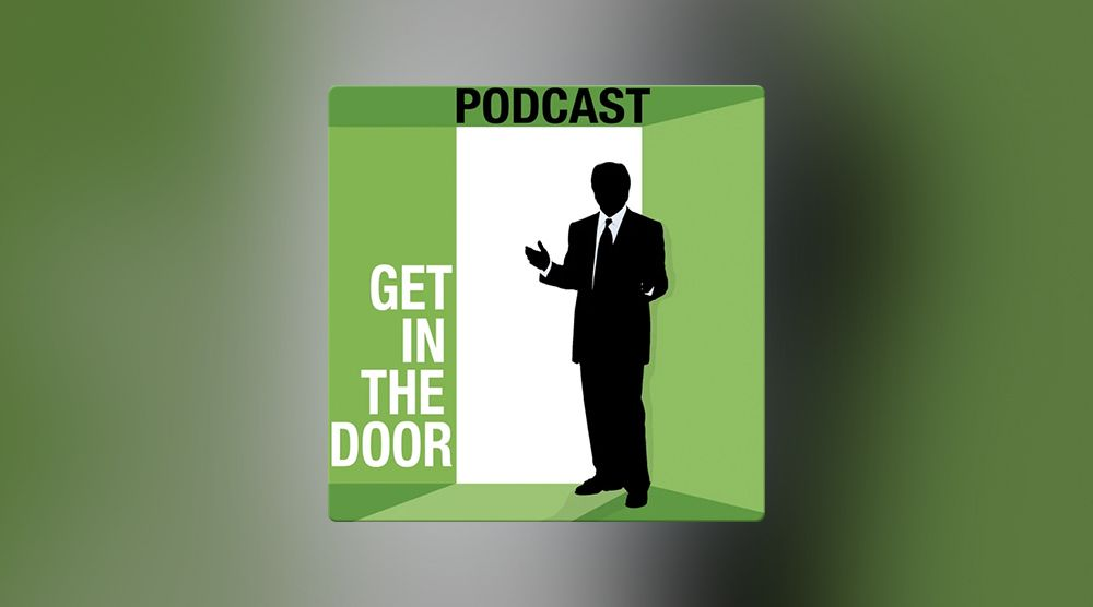 Get in the Door podcast