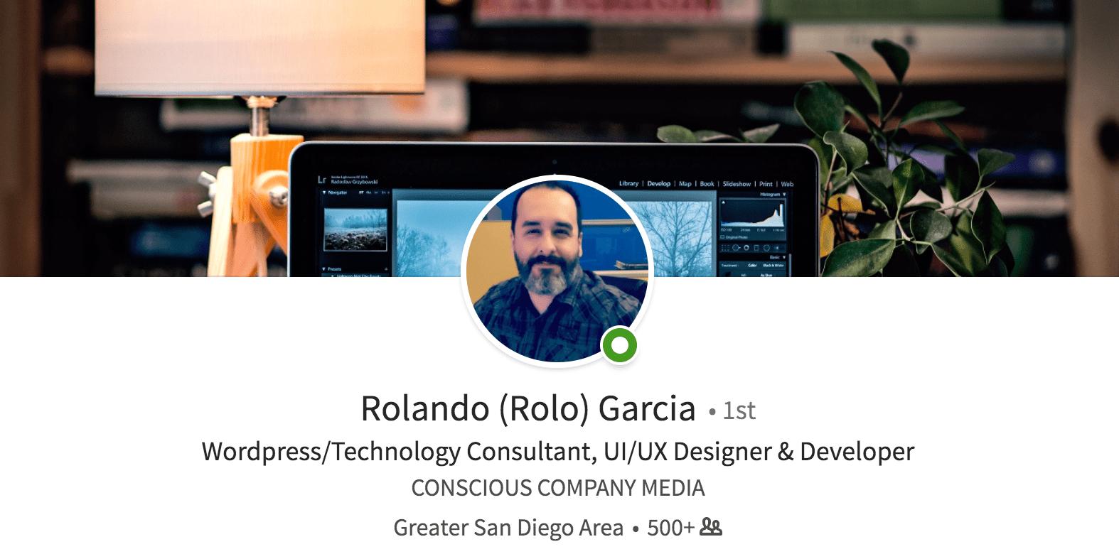 Wordpress Developer Rolo Garcia Creating Online Summit.png