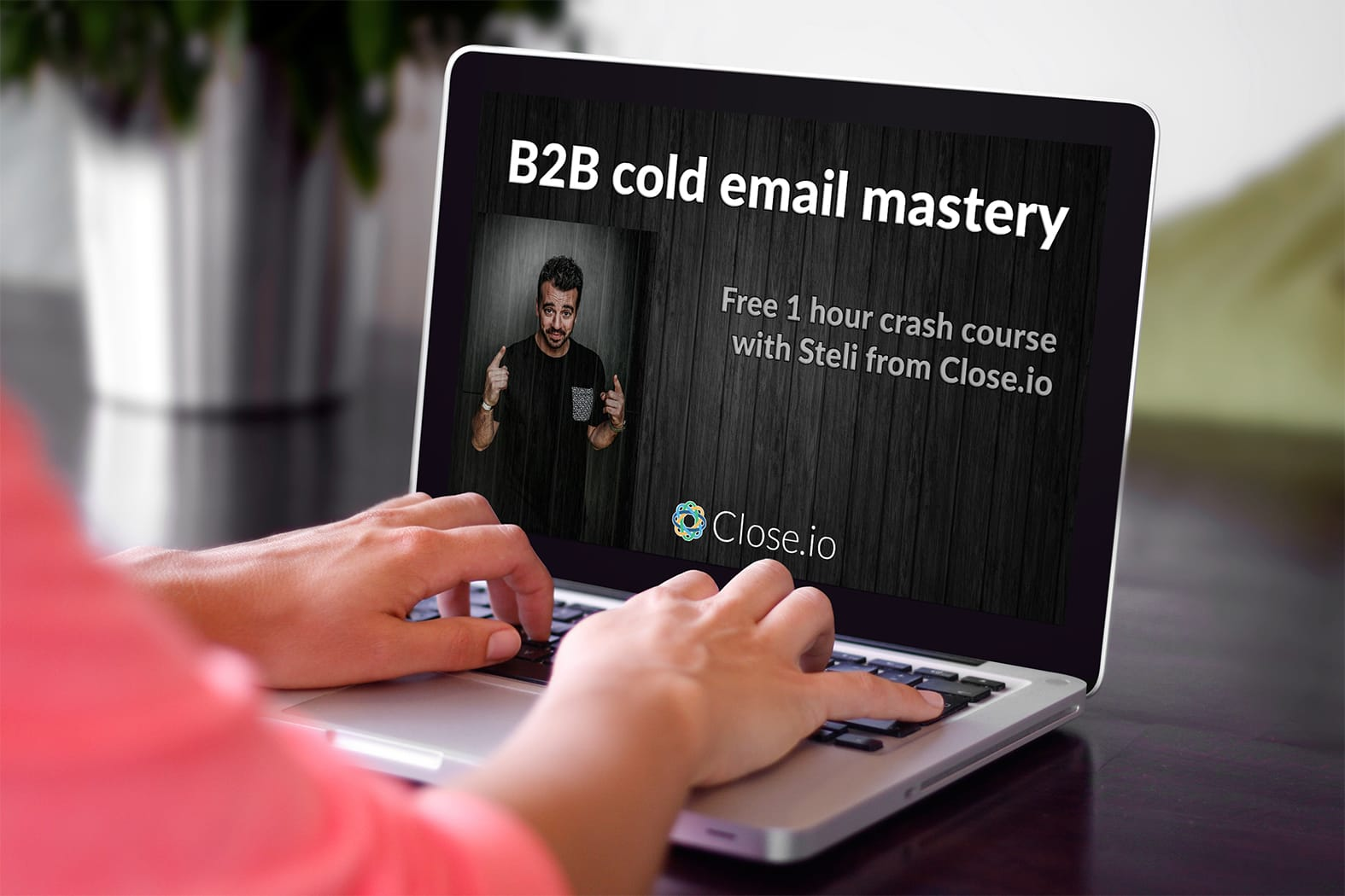 B2B cold emailing [FREE 1 hour crash course]