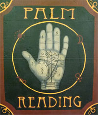 palmreading