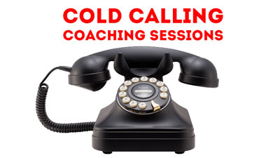 Free cold calling coaching