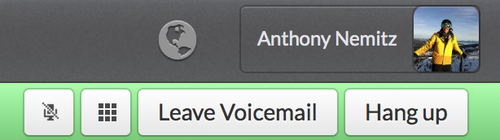 Voicemails: drop 'em like they're hot