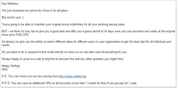 How To Successfully Increase Your SaaS Prices