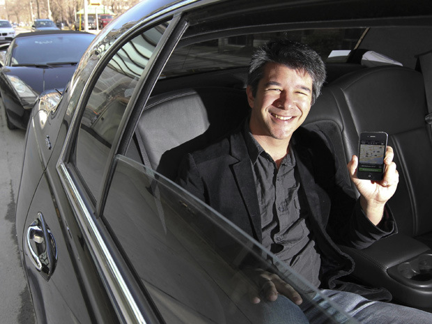 From cold call to $17 billion startup: How Uber got started with sales calls!