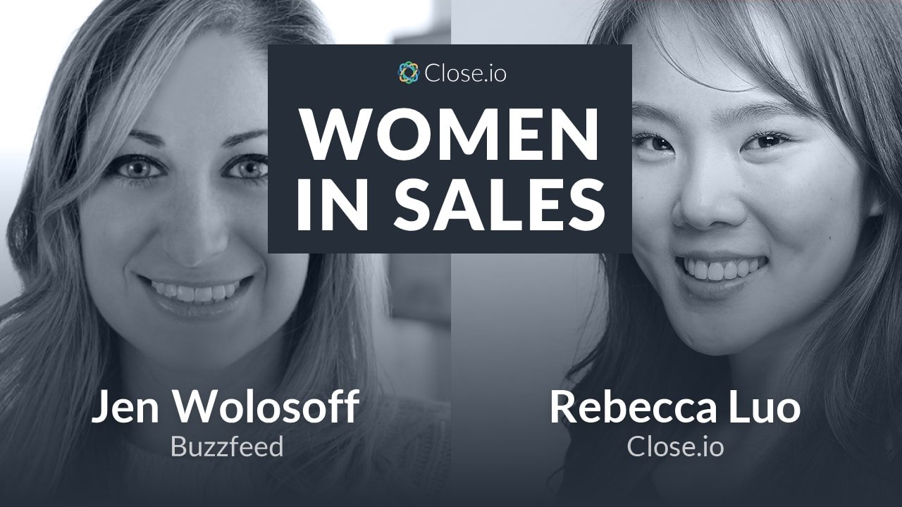 Sales Award Winner Jen Wolosoff, Buzzfeed Employee #20: Manifesting Your Career Vision