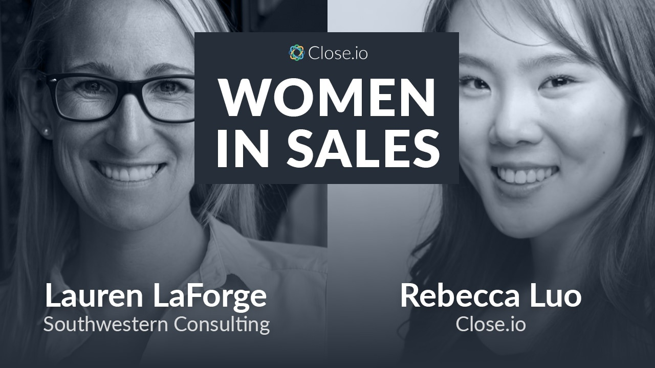Professional Sales Coach Lauren LaForge, Southwestern Consulting: Consistency, Building a Business, and Remote Life
