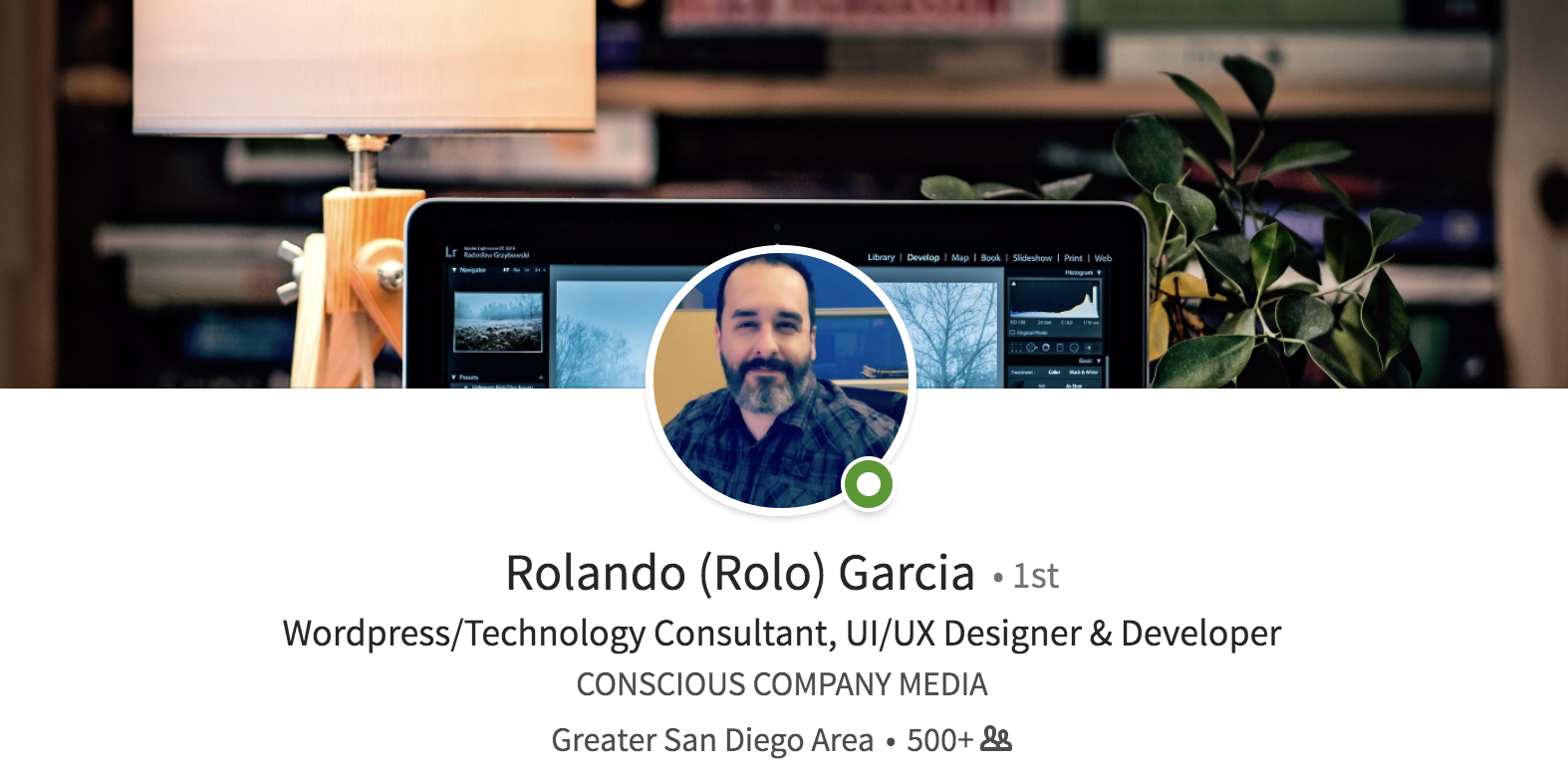 Wordpress Developer Rolo Garcia Creating Online Summit.png