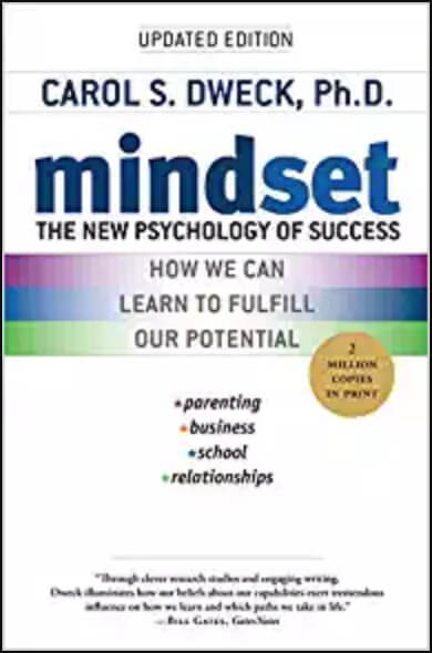 best-sales-books-mindset-new-psychology-of-success