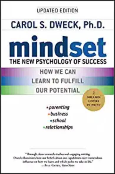 best-sales-books-mindset-new-psychology-of-success