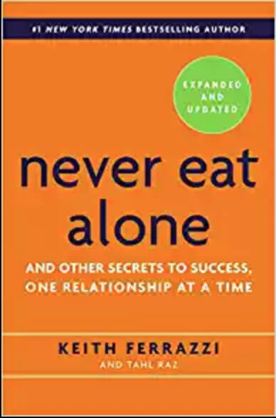best-sales-books-never-eat-alone
