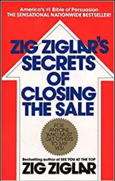 best-sales-books-secrets-of-closing-the-sale