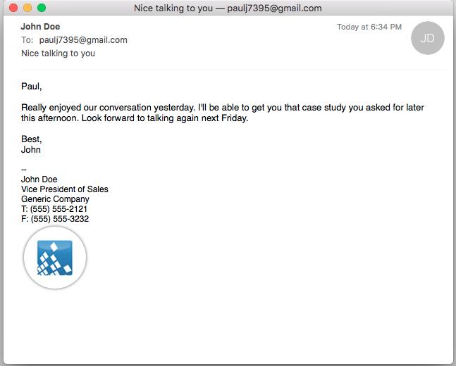 boring-email-signature