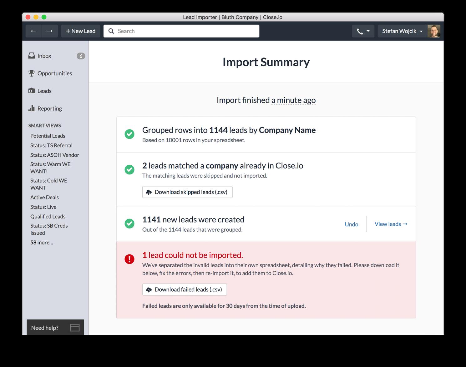 closeio-bulk_import_tool-screenshot4
