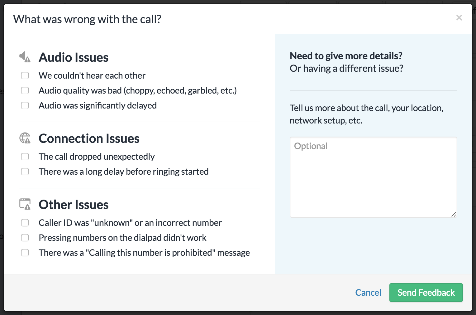 crm-with-calling-quality-feedback