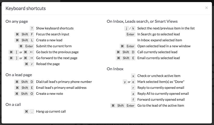 increase-sales-calls-keyboard-shortcuts