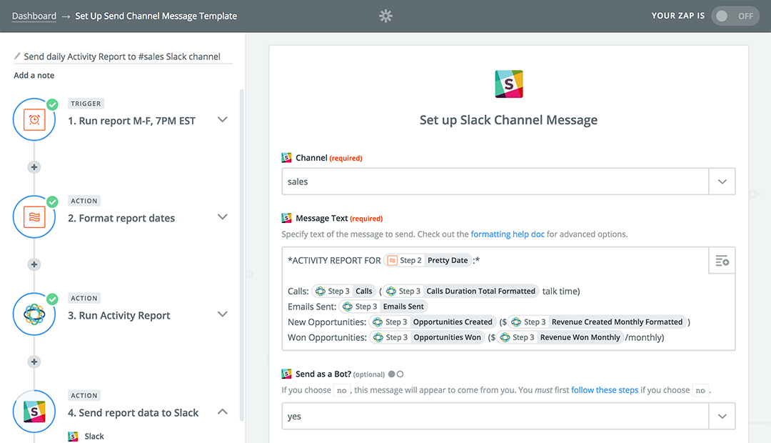 Automate your sales workflows with a dozen updated Zapier Actions & Triggers for Close
