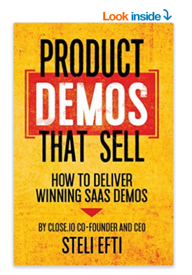 New book FREE today: Product Demos That Sell