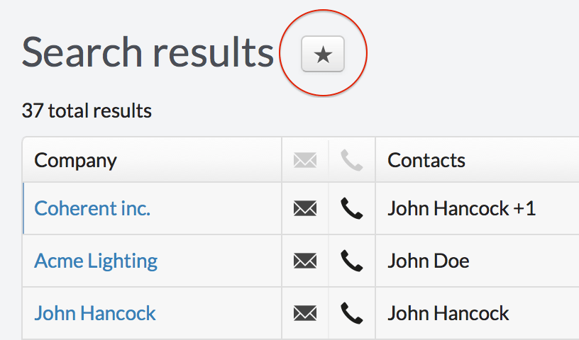 sales-CRM-search-function