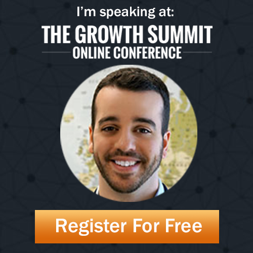 Upcoming online event: Growth Summit