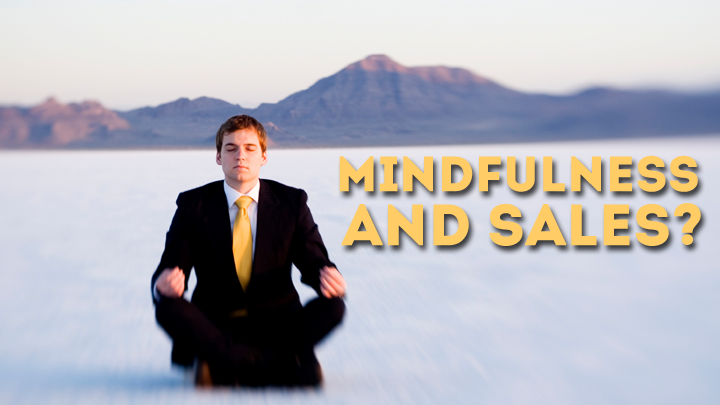Reset yourself: 3 minute mindfulness for sales reps