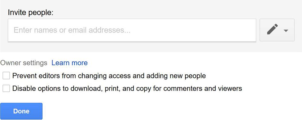 Google-sheets-CRM-template-invite