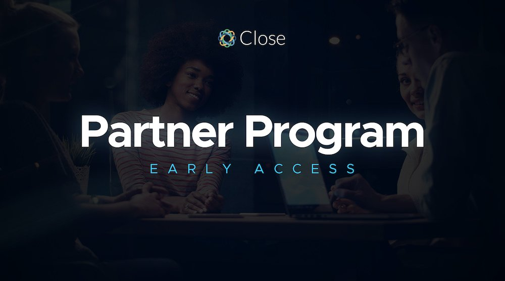Partner-Program-Early-Access
