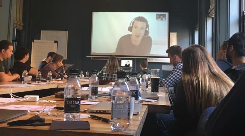 sales-kickoff-meeting-customer-interview