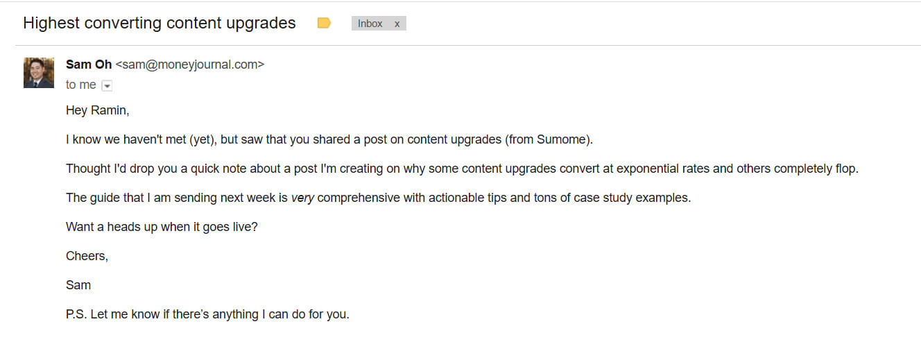 content-promo-outreach-email-example