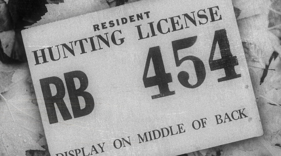 hunting-license