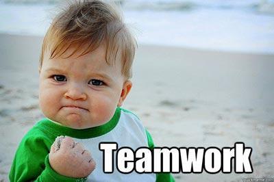 Teamwork-meme