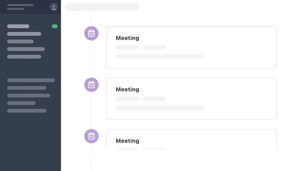Introducing Meeting Sync in Close: Meetings, meet context