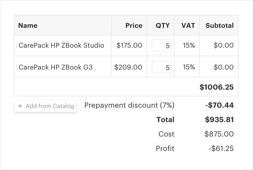 pandadoc-price-table