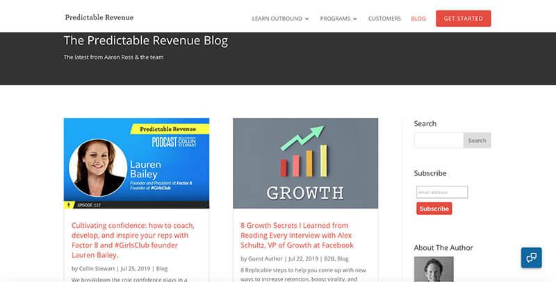 predictable-revenue-sales-blog