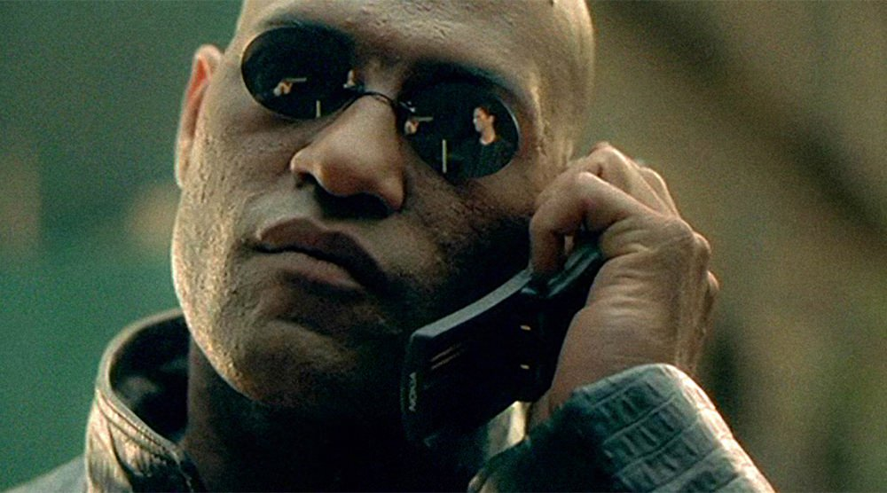 matrix-phone