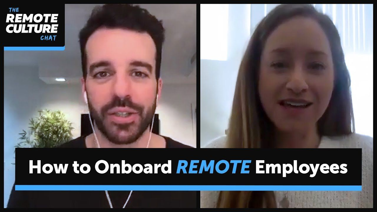 How to onboard remote employees