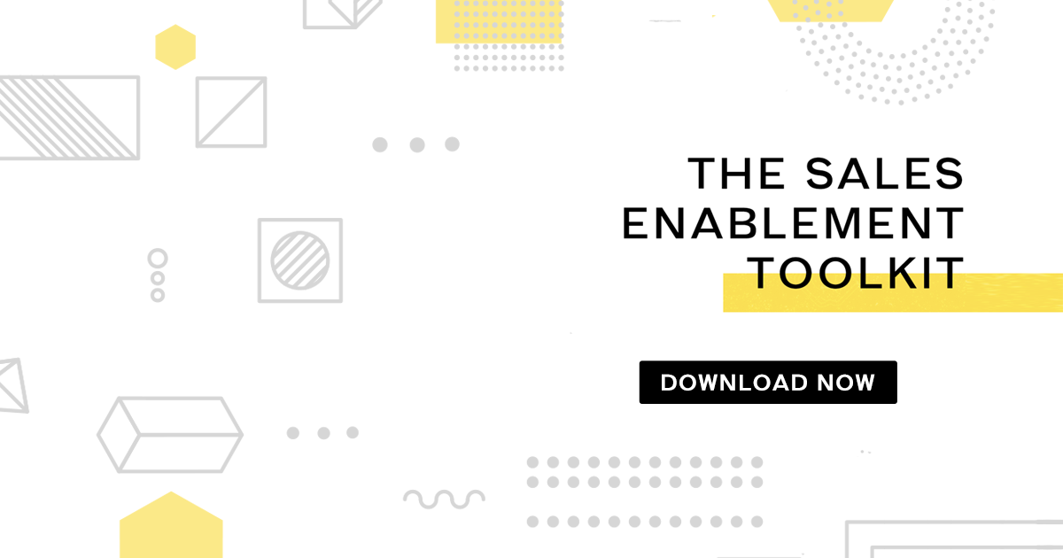 Get these 8 free sales enablement templates to help your team drive more revenue